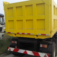 CIMC Cheap Price China Dump Semitrailer