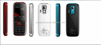 Komay best selling 1.44 inch colorful variety dual sim card quad band feature phone Mini 5130