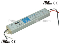 Low cost,High reliability!UL/CUL Listed WATERPROOF 20W 12V UL LED DRIVER