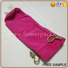 wholesale long cotton flannel gift bag