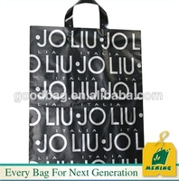 Guangzhou plastic bag manufacturer PE tote bag plastic bag
