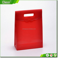 New Design High-Quality Gift Custom Plastic Bags For Shopping