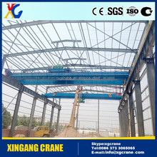 2016 New Design Double Beam Crane Load and Unload EOT Overhead Crane Lifting Materials Bridge Crane