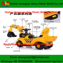 Hot sale second hand plastic injection toy car mould