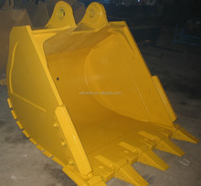 PC200 excavator bucket,excavator skeleton bucket/rock bucket for PC210,PC230,PC240,PC260,PC270,PC280,PC300,PC320,PC350,PC360