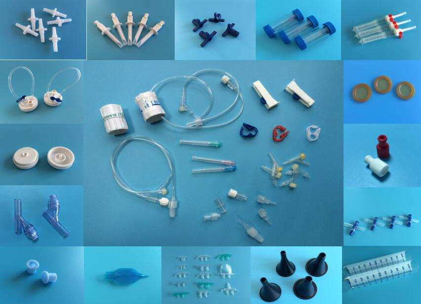 Hospital Disposable Medical Disposable components