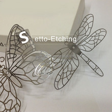 Custom your art work craft with photo etch