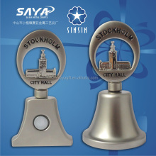 2015 the newest design Philippines metal souvenir dinner bell