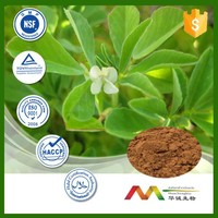 NSF-cGMP maunfacture and 100% natural fenugreek seed extract wholesales