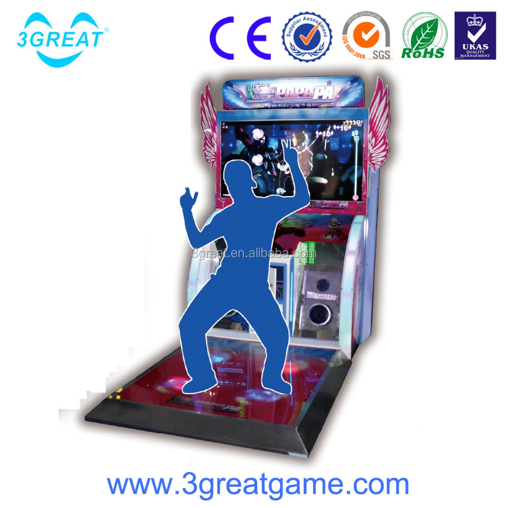 Arcade funny ball throwing indoor game lottery machine for sale