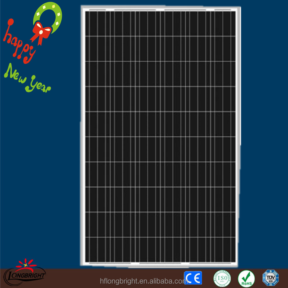 250w high efficiency mono solar cell