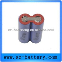 With Pcb Protected Rechargeable 18650 battery pack 3.7v 4000mah li-ion battery