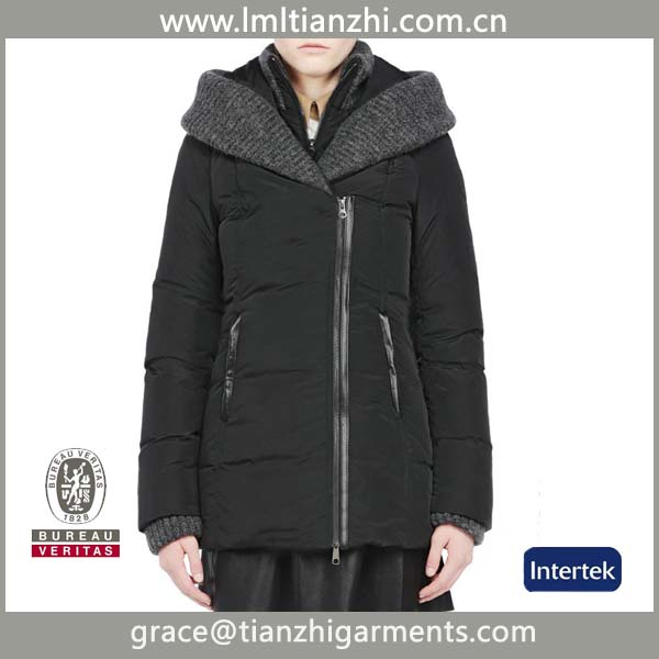 latest branded winter clothes woman winter jackets 2014