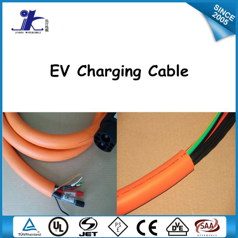 Charge Cable Connector EV Car Charger Plug