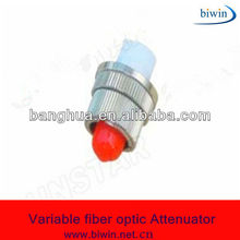 Variable fiber optic Attenuator