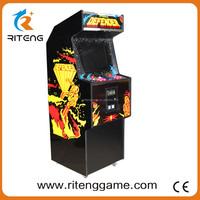 "Hansel mini 32"" LCD kids indoor arcade boxing machines for game center"