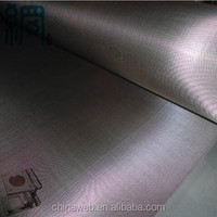 Stainless steel fireplace screen/fireplace mesh
