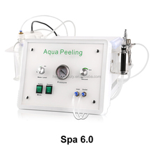 Oxygen facial skin jet peel beauty machine/water dermabrasion beauty equipment