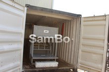 1T/Day containerized block Ice machine with CE and for fresh preservation