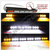 "New 50"" led offroad light bar, amber lens 50"" led offroad light bar, 12v car 50"" led offroad light bar JT-2300-300W"