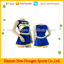 Young and cute cheerleading uniforms