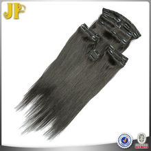 JP Hair Very Popular Malaysian Remy Clip In Hair Extension 220 Grams