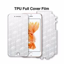 Manufacturer 3D Full Cover screen protector for iphone 8 mobile phone protector