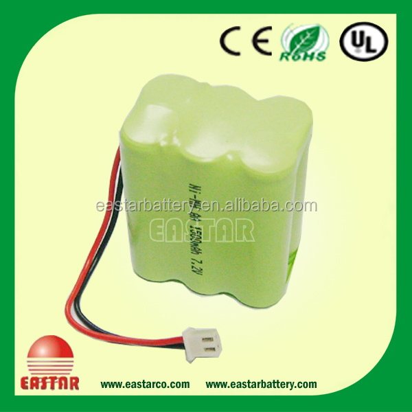 High quality 1.2V ni-mh Battery From Size AAAA to size D for industery use