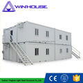 New Design Shipping Container House 20ft Shipping Container House Steel Structure Container House