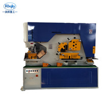 Top quality Q35Y hydraulic ironworker machine for square bar shearing cutting