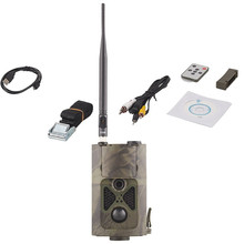 HC-550G Forest Cameras SMS MMS 3G Network wireless Hunting Cameras 3G Trail Cameras HC550G