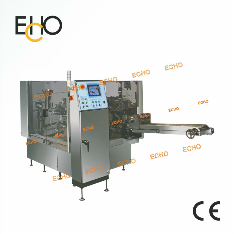 Snack Automatic rotary filling and sealing packaging machinery