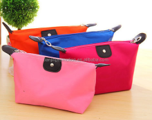 fashion ladies custom logo cosmetic bag makeup bag travel bag