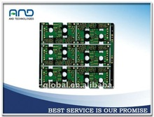 4 layer Multilayer PCB with OSP surface