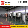Turnkey Service Complete Beer Microbrewery Equipment