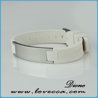 China Factory Wholesale Negative ion,Germanium,FIR,Magnetic 4 in 1 cheap ionic bands power bracelets