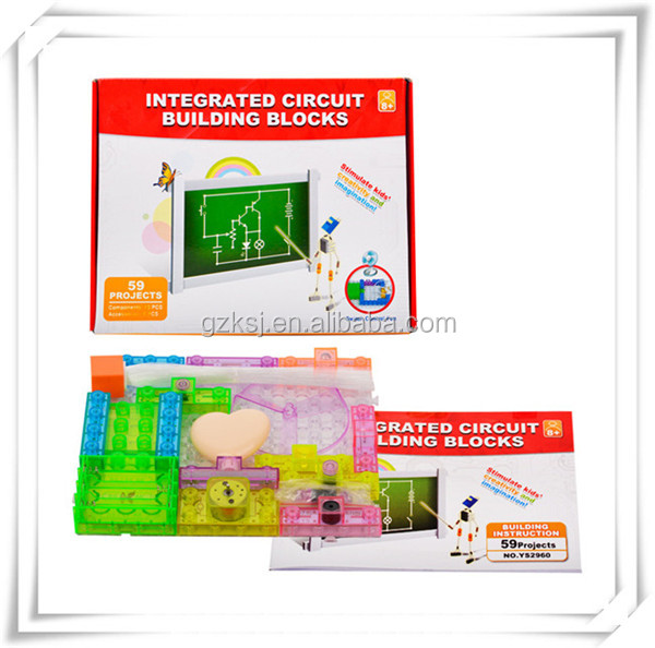 59/115 playing methods new educationla light up building blocks toys set