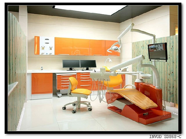 CE&ISO PU leather dental unit /Luxury Multi-Fuctional Electric Dental Chair