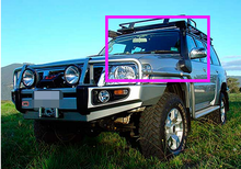 snorkel on x 4 pickup trucks for Patrol GU Y61 (Series 4) 4.8L Petrol
