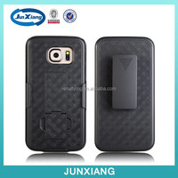New arrival mobile phone case hard pc holster for Samsung Galaxy S6