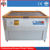 Factory directly supply Vacuum Plate Silk Screen Printing Exposure Machine price good