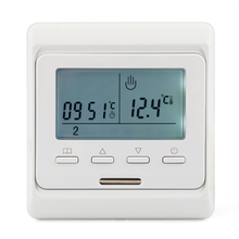 Best Heating Controls Cheap HVAC Heating Thermostat With 16A