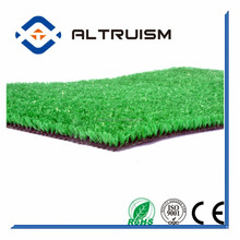 10 mm height artificial grass for basketball field with high density
