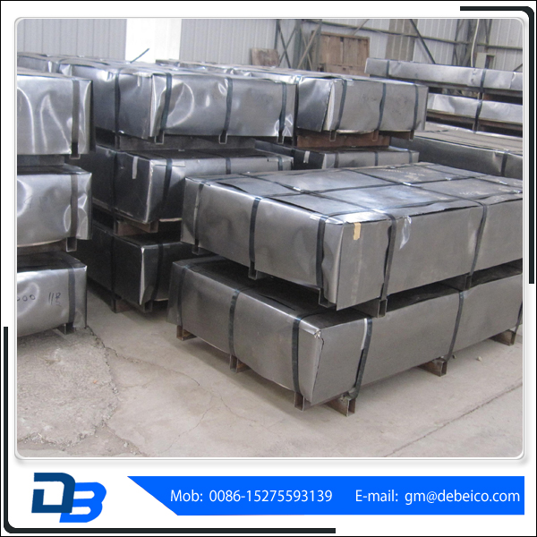 Ghana popular roofing sheet full hard zinc roofing sheet/ best price roofing sheet