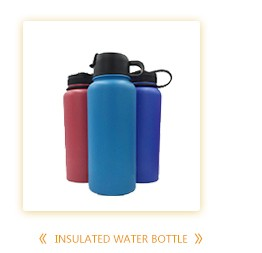 Unique Design 750ml double wall 304 stainless steel vacuum insulated wine bottle