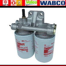 Quickly delivery truck part oil filter for renault