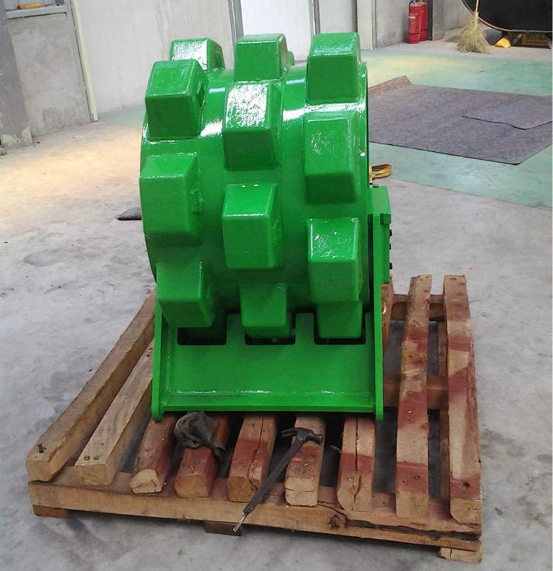 compaction wheel(5)