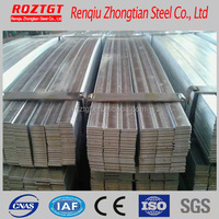 Galvanized Flat Steel Bar Hot rolled Flat Steel Bar