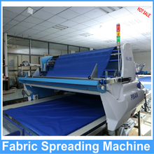 Advanced fully automatic spreading machine/industrial garment spreading machine for garment factory