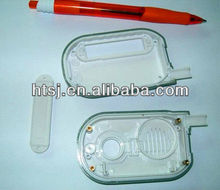 plastic injection mold of transparent mobile phone cover